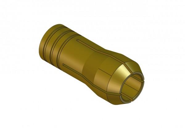 Messingspannzangen, 6 mm 162 460 60