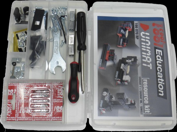 Resource Kit Unimat 1 + ML Single