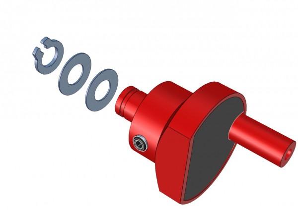 Handrad komplett für U3/U5 A1A 050 040