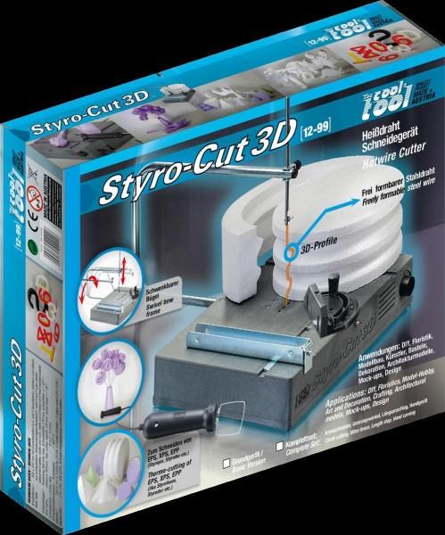 STYRO CUT 3-D
