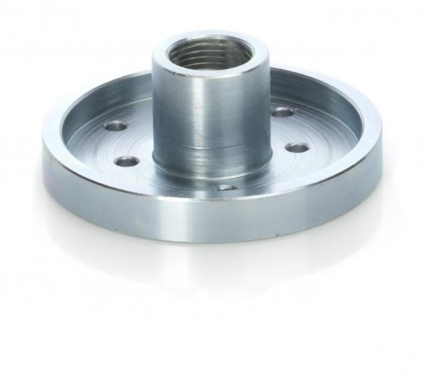Stahl-Planscheibe M12x1