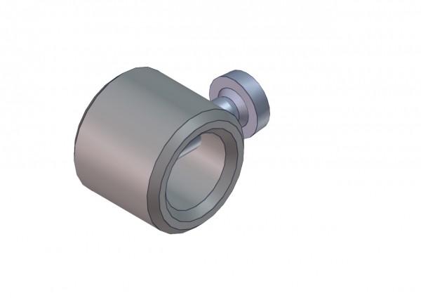 Sägeblatthalter mit Schraube M2x8 A0A 000 120 [Ua+Ub]